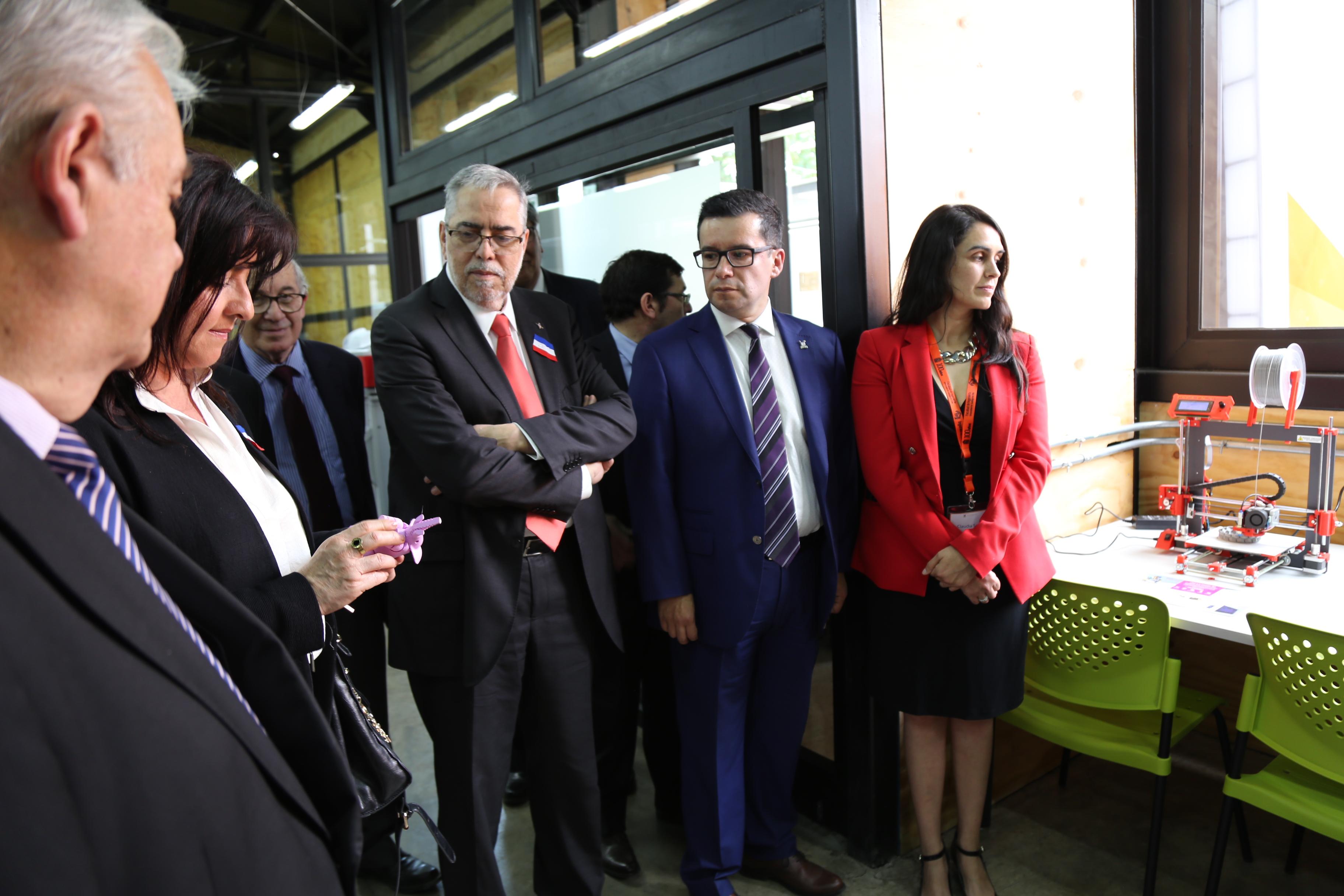Inauguración Centro de Innovación
